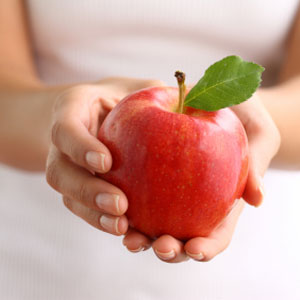 Яблоки при беременности: очищают кровь и повышают иммунитет