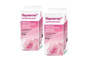 Антисептик Мирамистин при беременности: максимум достоинств, минимум недостатков