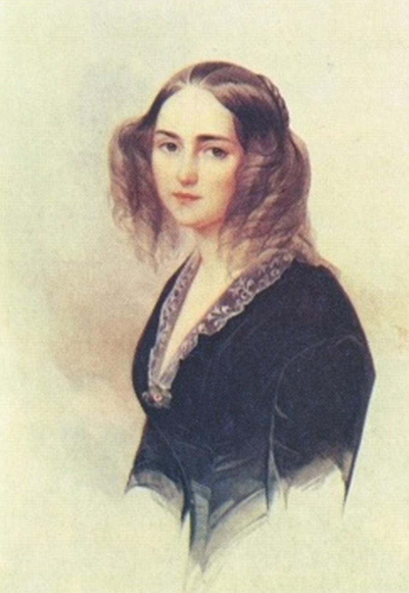 Главные женщины в жизни Лермонтова