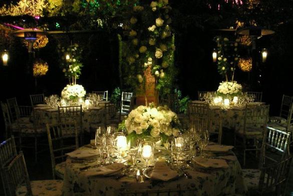 Стили свадеб. Свадьба в европейском стиле и в народном