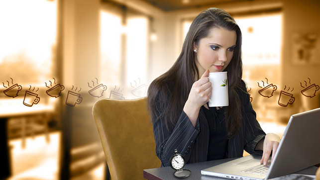 Польза кофе для ума и тела