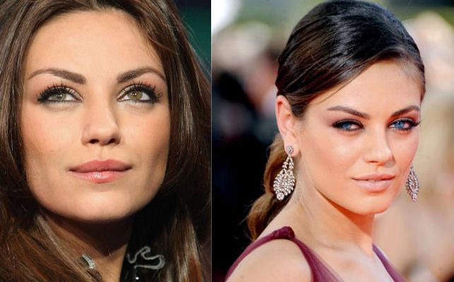 Гетерохромия у людей: знаменитости с разным цветом глаз