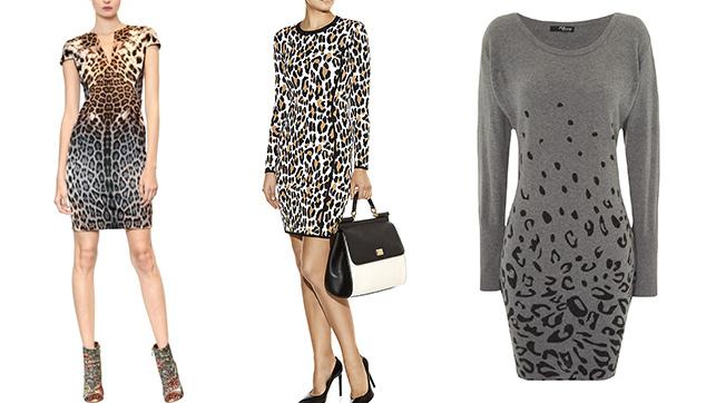 Леопардовый принт в моде? Да!