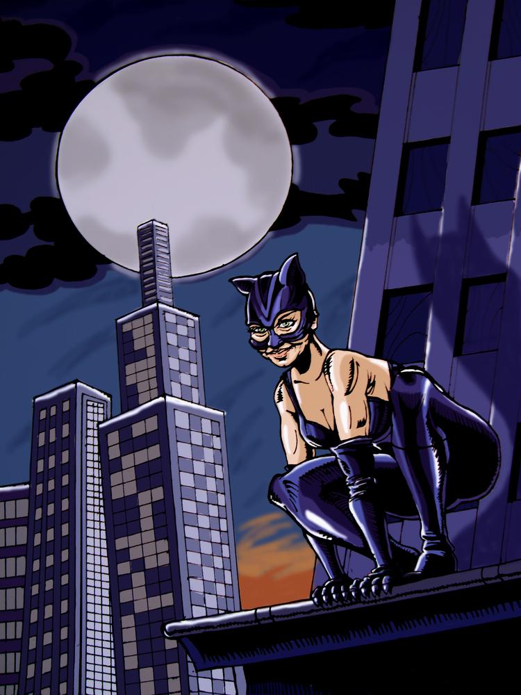 10 самых сексуальных героинь комиксов