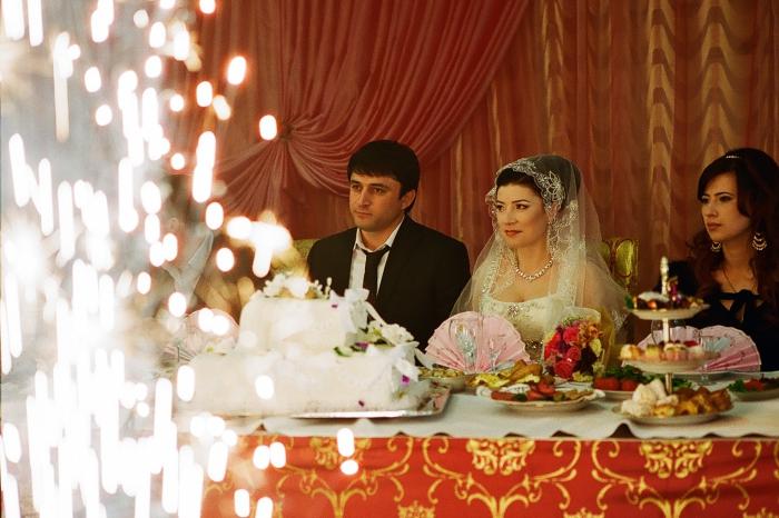 Аварская свадьба: непреклонные традиции горного народа