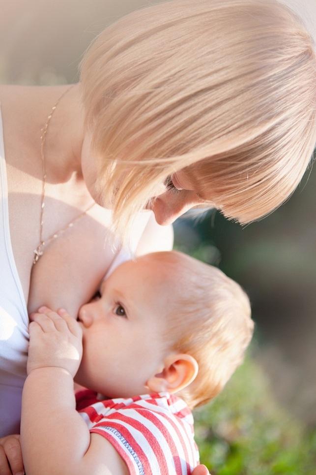 7 главных достоинств грудного вскармливания