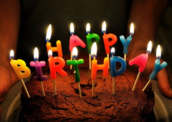 Поздравления с Днем Рождения