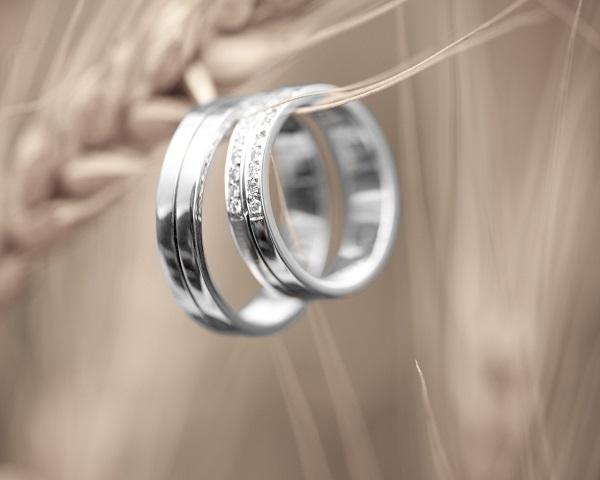 Всё о серебряных обручальных кольцах