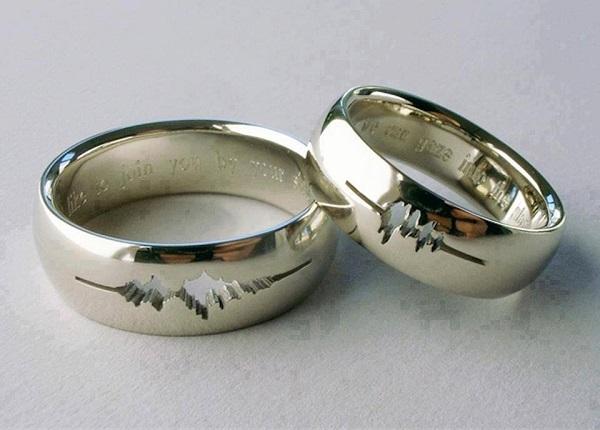 Серебряные кольца 2
