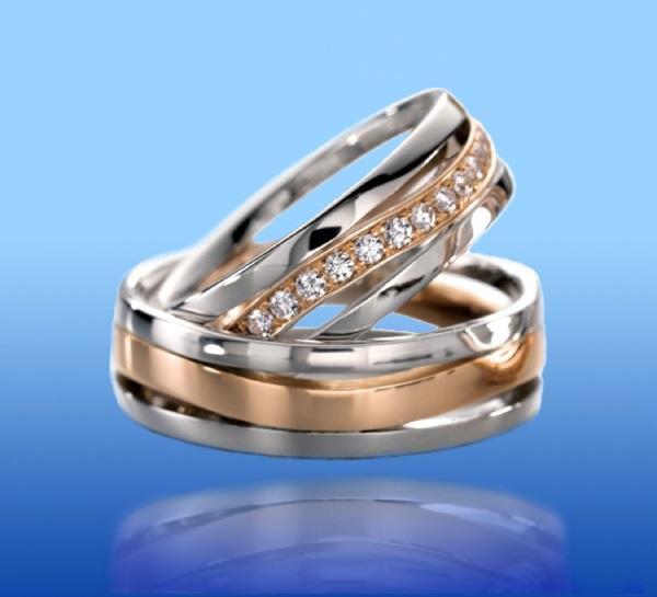 Серебряные кольца 5