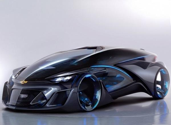Chevrolet – заглядывая в будущее