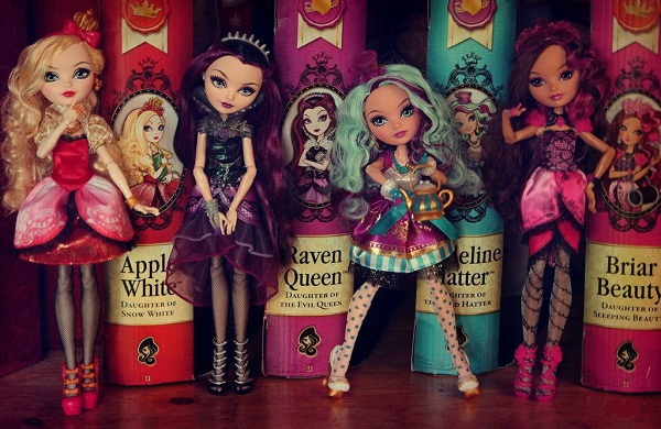 Ever After High 0