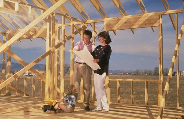 Правила составления проектов каркасных домов