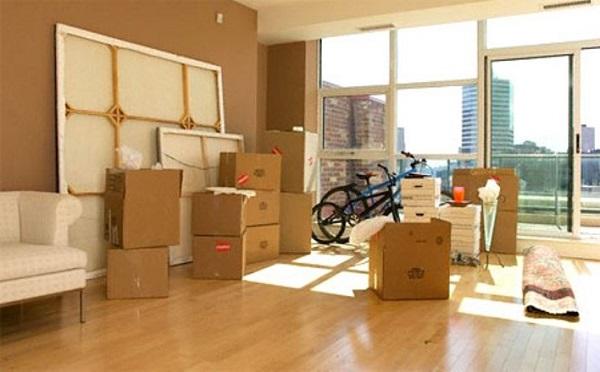 Квартирный переезд 1