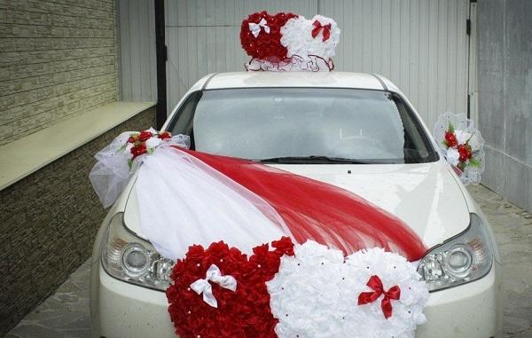 Для свадебных машин своими руками