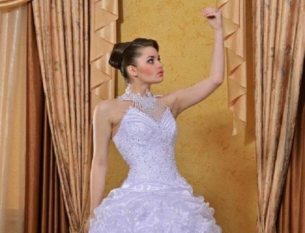 Свадебные платья 1