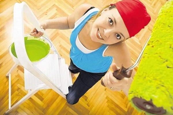 Краска для фундамента – отличные качественные характеристики и простая технология нанесения