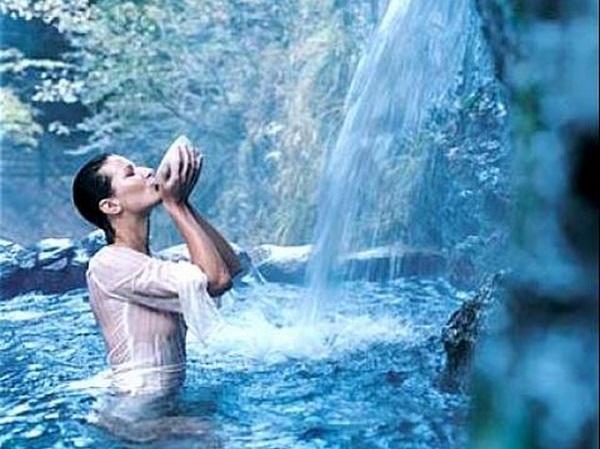 Вода как источник здоровья, молодости и красоты