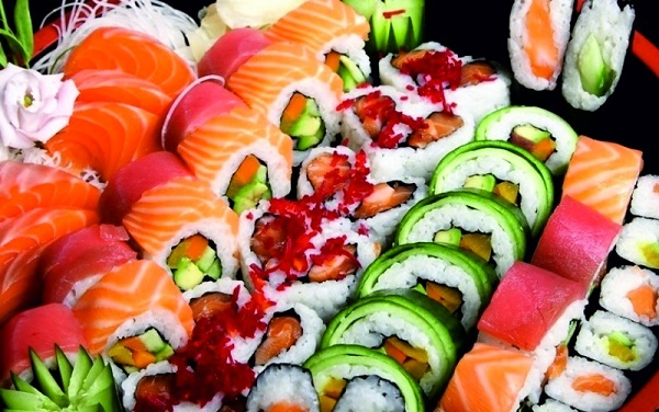 Японская кухня 2