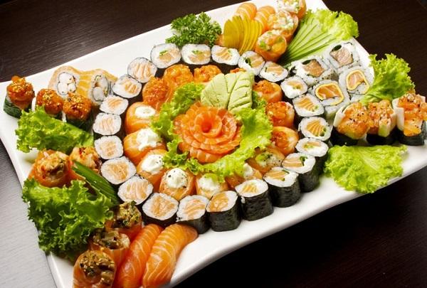 Японская кухня 3