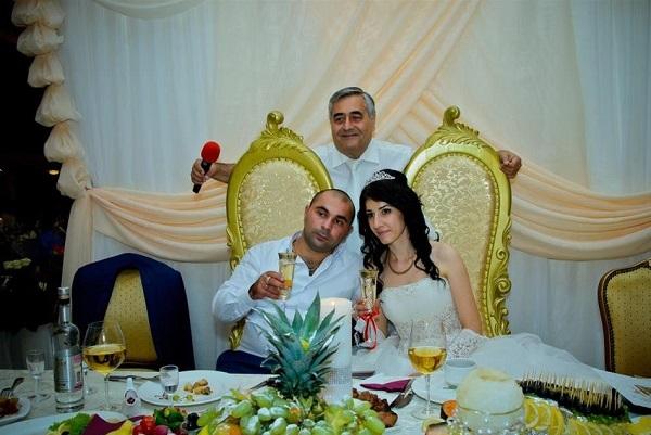 Армянская свадьба 2