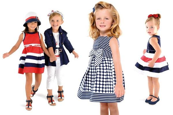Детская одежда и обувь для девочек