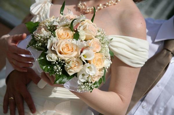 Правила выбора свадебного букета невесты