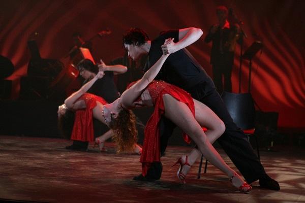 Близкое объятие, или Уроки аргентинского танго