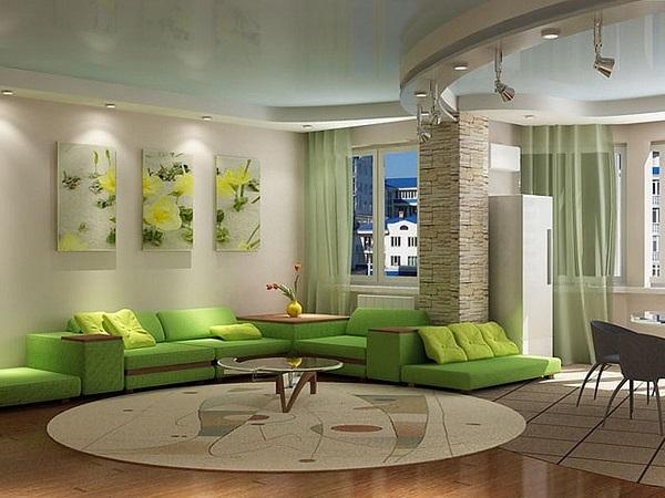 Вопрос выбора цветовой концепции встает ещё в самом начале ремонта в квартире, так как преобладающий цвет призван не только радовать хозяев, но и во многом задавать направление ремонтных работ