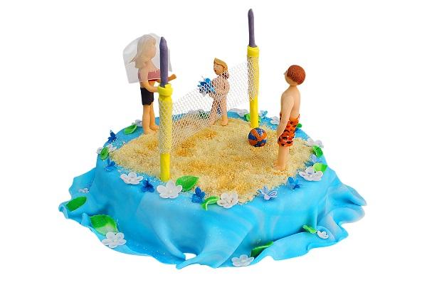 Торт от Любава Пляж
