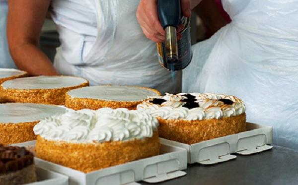 Производители тортов в фотографиях