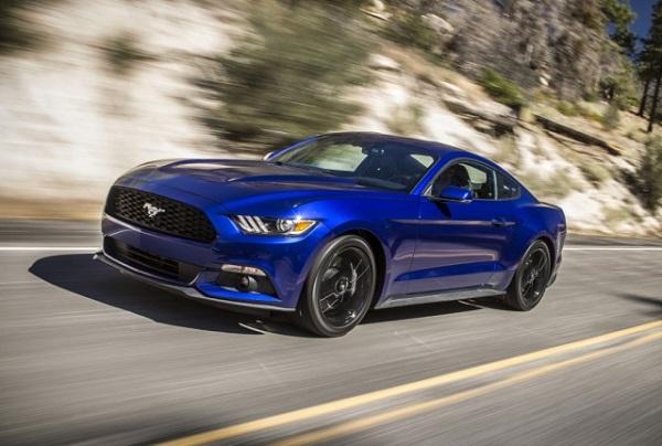 Последняя новость о Ford Mustang