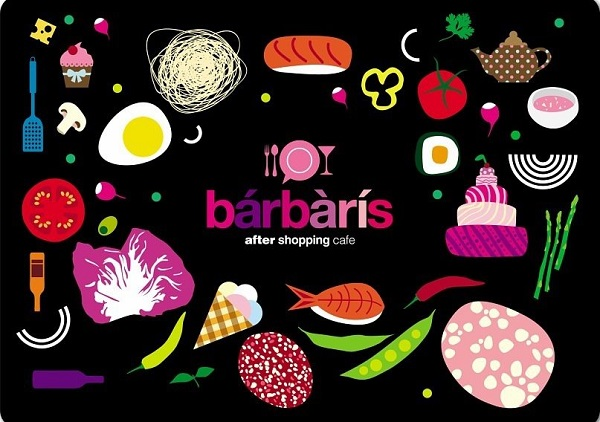 After Shopping Cafe Barbaris
