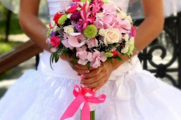 Как правильно составить букет для невесты