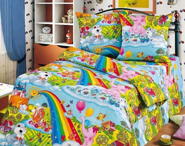 Детская постель 3