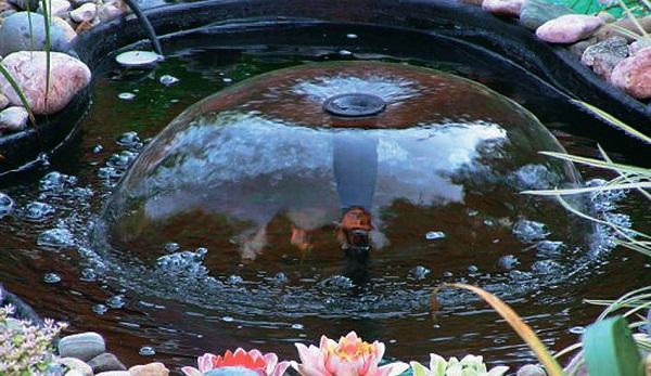 Садовые фонтаны 1