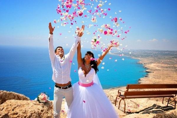 Свадьба в Крыму 1