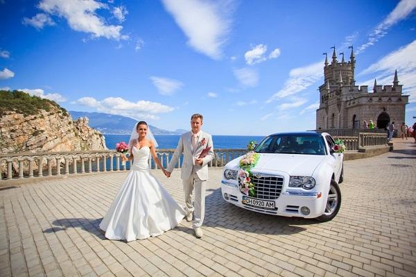 Почему выгодно провести свадьбу в Крыму?