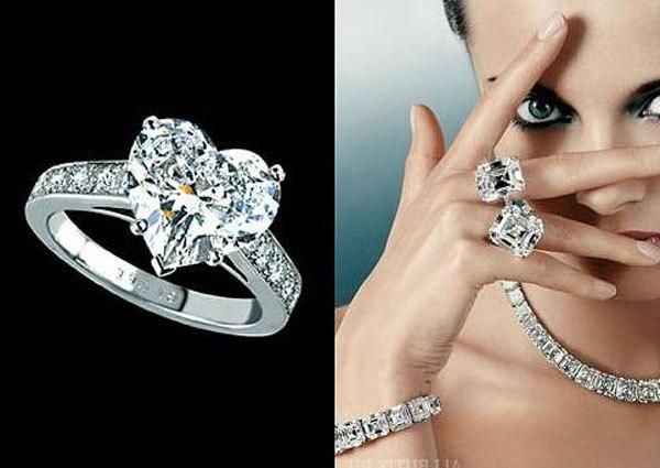 Серебряные кольца 1