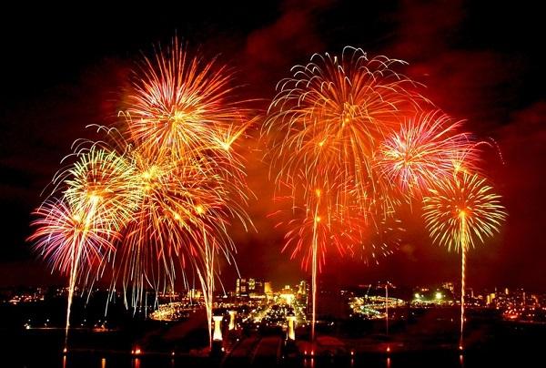неповторимость феерического празднования