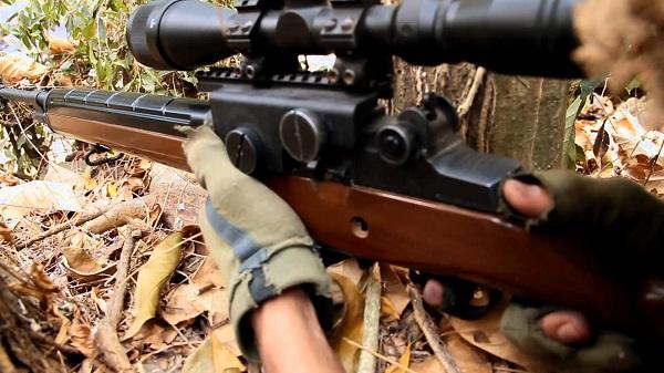 Air Soft Gun 1