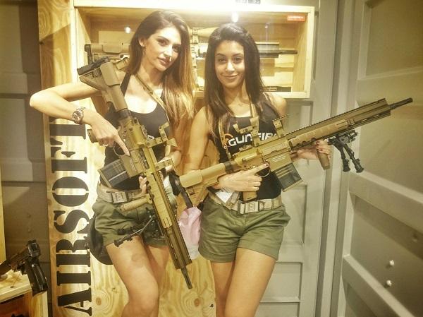 Air Soft Gun 3