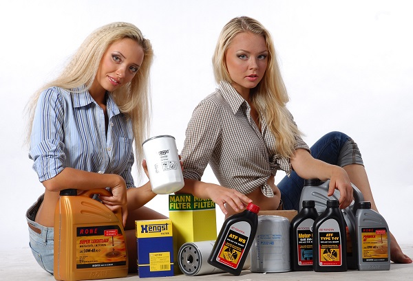 Моторное масло 3