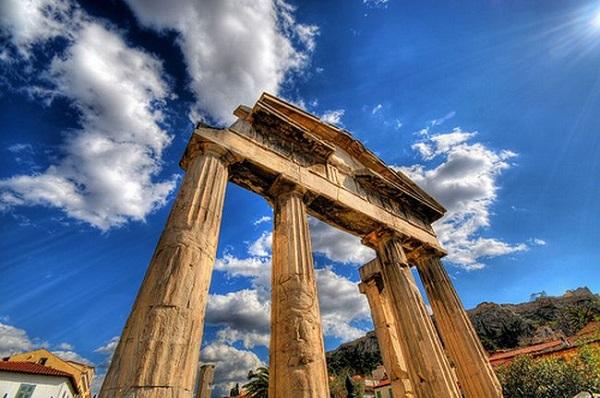 Прогулка по  Афинам 5