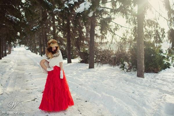 Зимние юбки 1