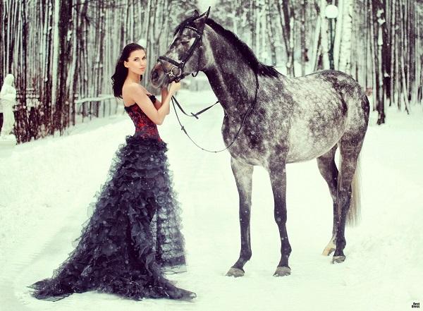 Зимние юбки 3