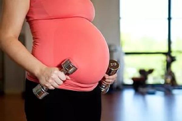Спорт для беременных 1