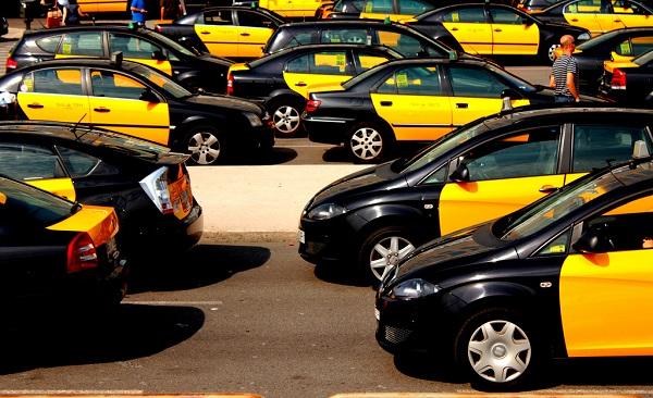 Таксисты Барселоны 2