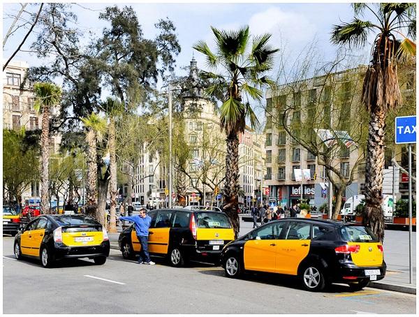 Таксисты Барселоны