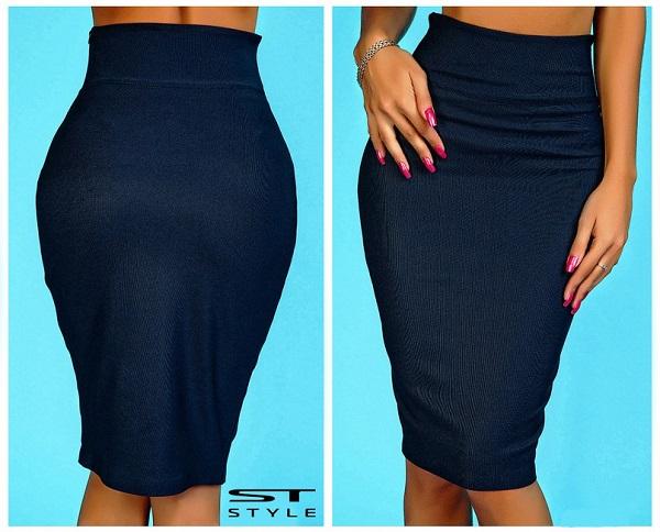 Трикотажные юбки 2